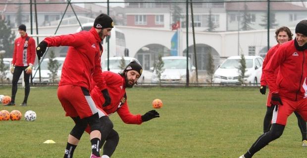 Eskişehirspor Tuzlaspor deplasmanına hazır