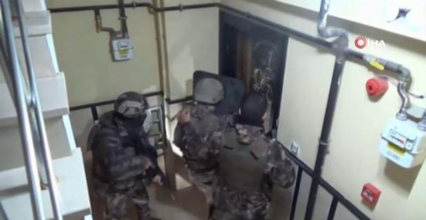 Eylem hazırlığındaki 14 DEAŞ'lı yakalandı