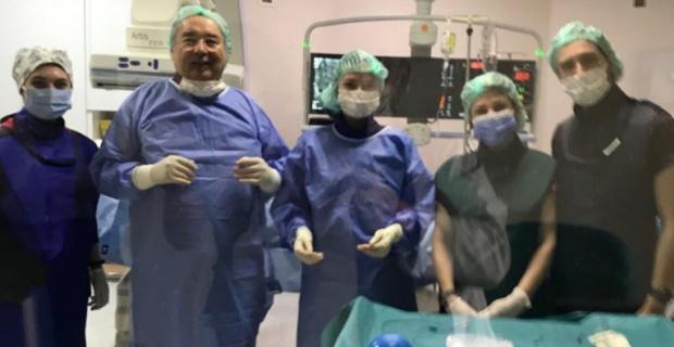 Özel Gürlife Hastanesinde İlk:Koroner Anjio