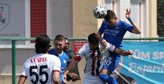 Tuzlaspor: 5 -Eskişehirspor: 2