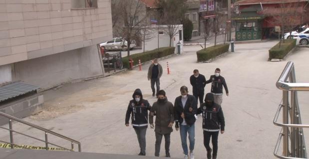Uyuşturucu operasyonlarında 7 gözaltı