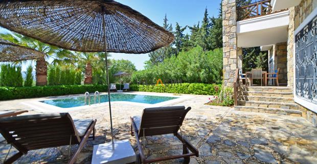 Bodrum Uygun Fiyatlı Villa Kirala
