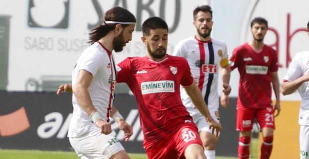 Boluspor: 3 - Eskişehirspor: 0