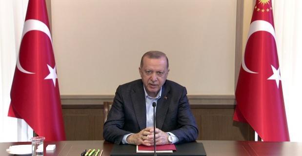 Erdoğan normalleşme takvimini açıkladı