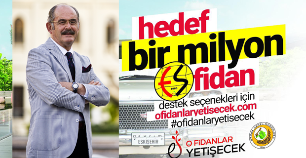 """""""Eskişehir yeşil kalsın, Eskişehirspor yaşasın!"""""""