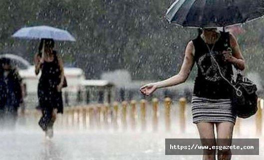 Eskişehir'de sağanak yağış bekleniyor