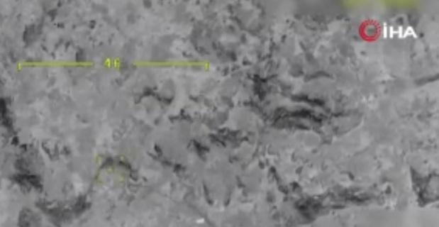 Metina'da 3 PKK'lı terörist etkisiz hale getirildi