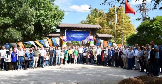 AK Parti Tepebaşı'ndan Teşkilât Pikniği