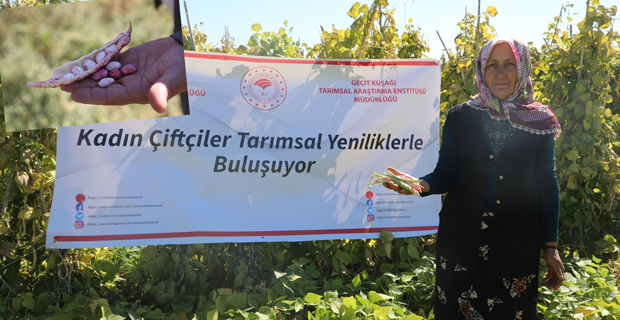 Atmaca' barbunya Eskişehir'i sevdi!
