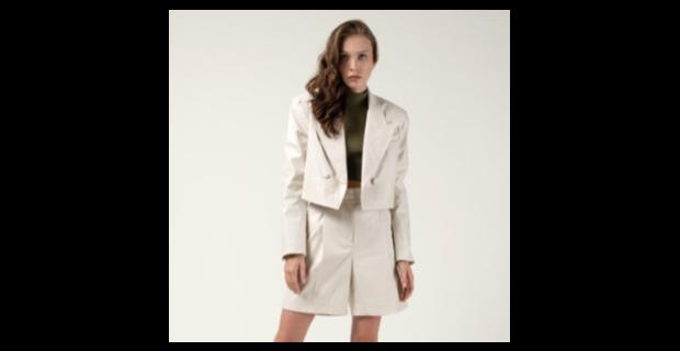 Deri Ceket Bayan