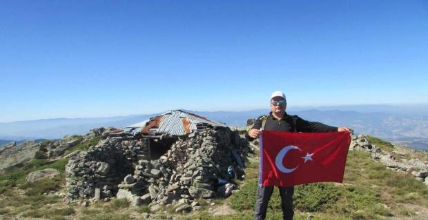 Emet Eğrigöz Dağı'na ilgi