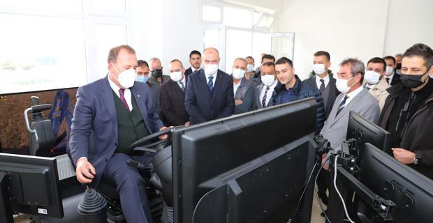 Karacan'dan ESO Akademi'ye ziyaret