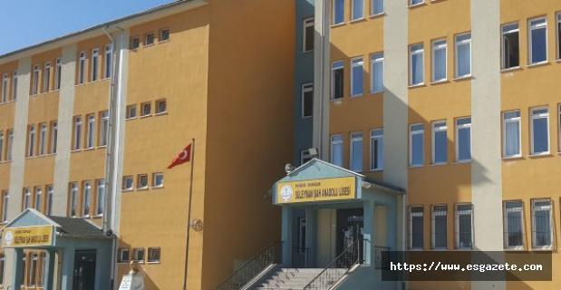 Okulda Türk -Afgan kavgası!