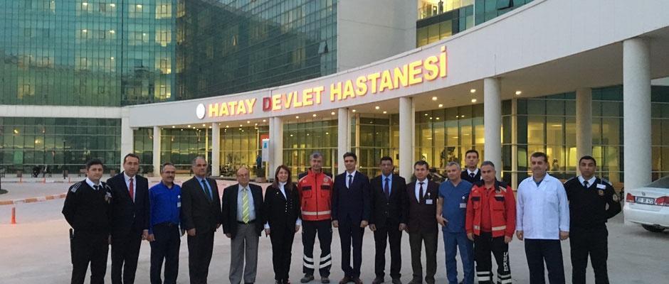 PROF. DR. GÜNAY SURİYE SINIRINDA