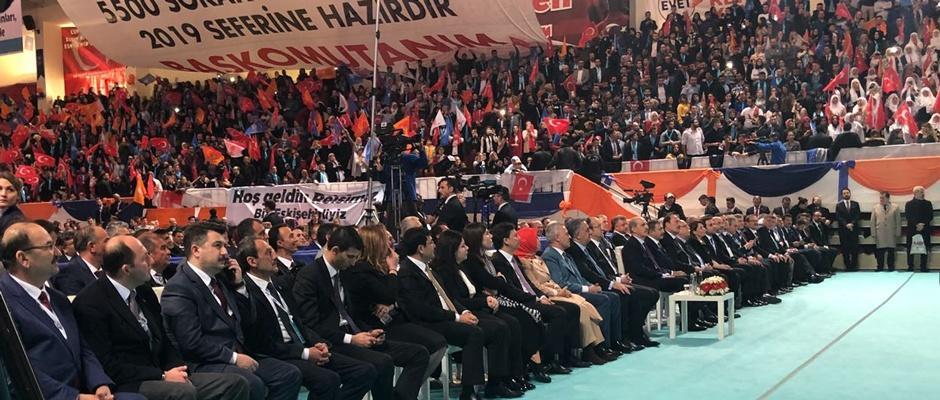 İşte AK Parti'nin yeni yönetimi