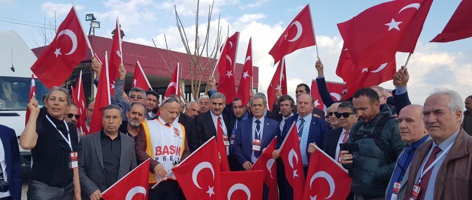 Anadolu basını Suriye sınırında