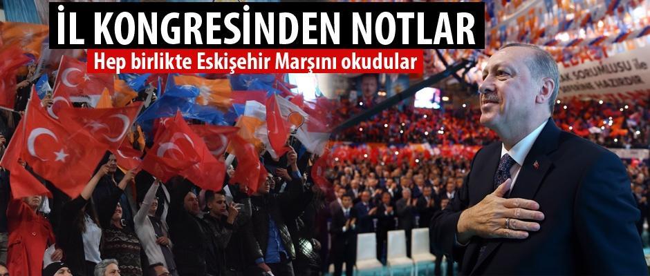 AK Parti il kongresinden notlar