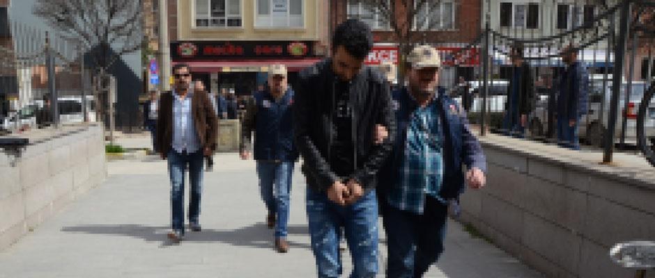Eskişehir'de terör operasyonu