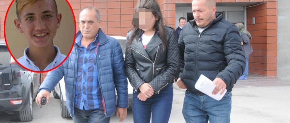 Arkadaşını bıçaklayarak öldüren genç kıza hapis cezası