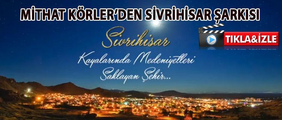Sivrihisar'a özel şarkı