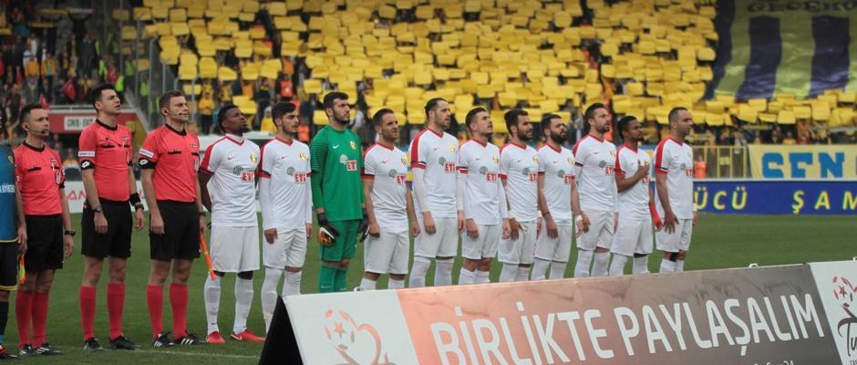 MKE Ankaragücü: 1 – Eskişehirspor:0