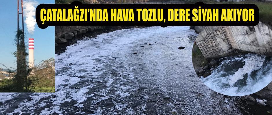 İşte Termik Santral'i yaşayan Çatalağzı!
