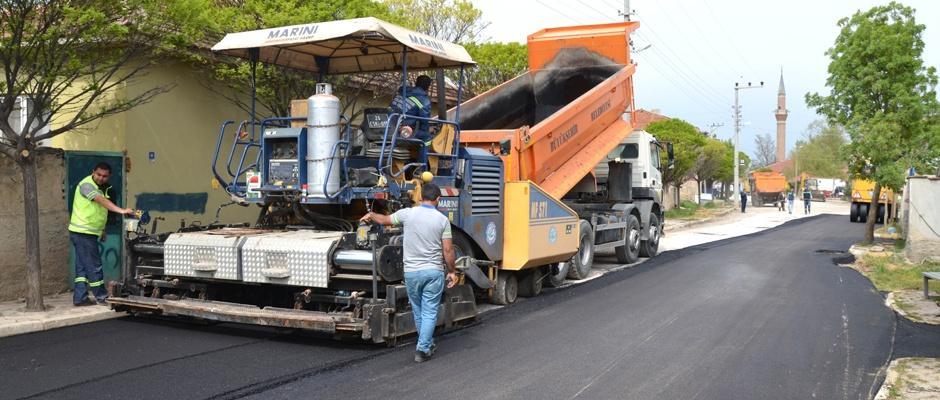 Seyitgazi'ye yatırımlar devam ediyor