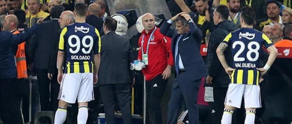 Beşiktaş derbiye çıkmıyor