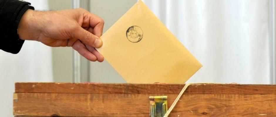 Seçime katılacak partiler Resmi Gazete'de