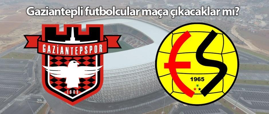 Eskişehirspor, Gaziantep'e konuk oluyor