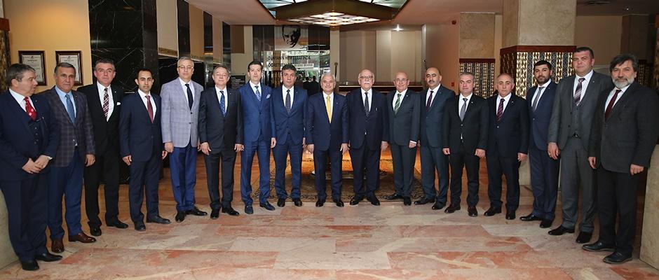 ETO şehre katkı sağlayan projelere devam edecek