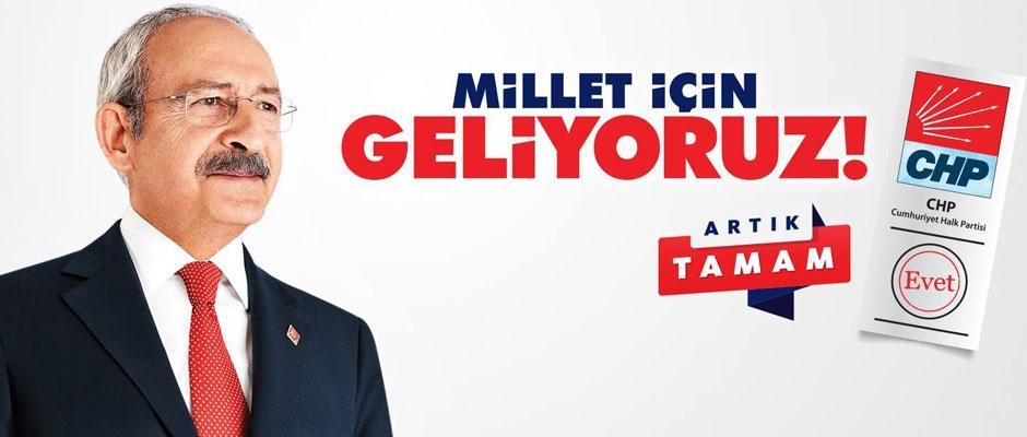 CHP seçim startını Eskişehir'den veriyor