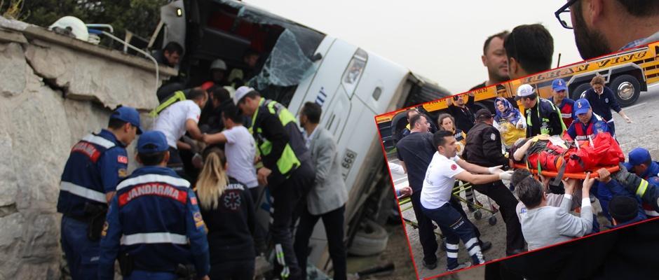 Kütahya yolundaki kazada ölü sayısı ikiye yükseldi