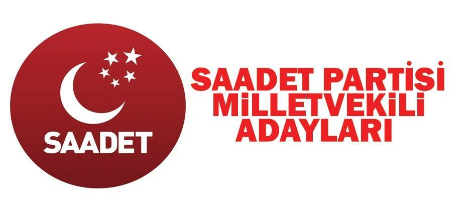 SP Eskişehir Milletvekili adayları belli oldu
