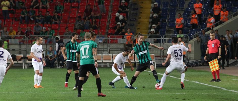 Afjet Afyonspor Spor Toto 1. Lig'de