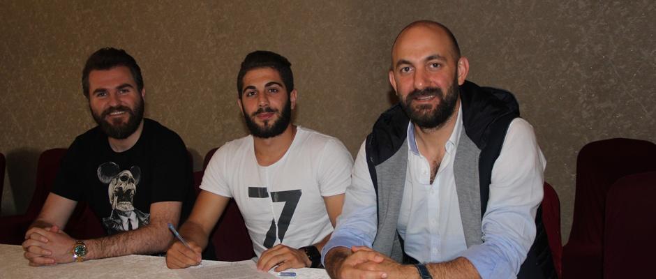 Selkaspor'dan bir transfer daha