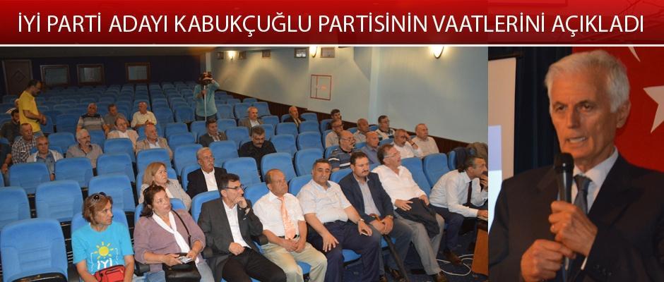 İYİ Parti'den her alanda onlarca seçim vaadi