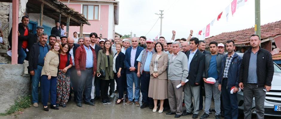 CHP'li adaylardan birlik ve beraberlik mesajı