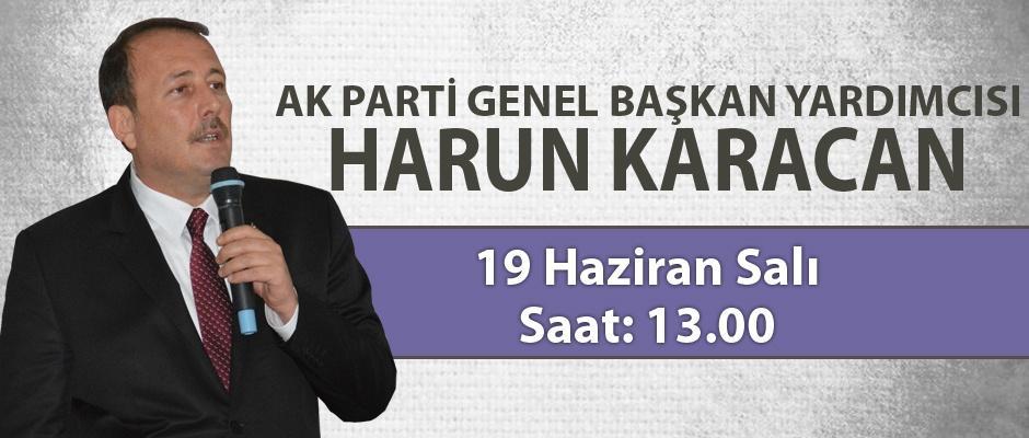 Harun Karacan esgazete.com'un konuğu olacak