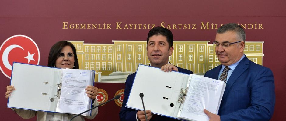 CHP'de kaç imza toplandı