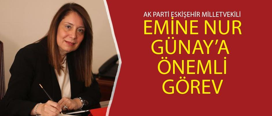 AK Parti grubunun anahtarı Günay