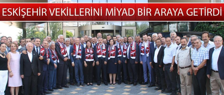 Eskişehir milletvekillerinden birlik tablosu