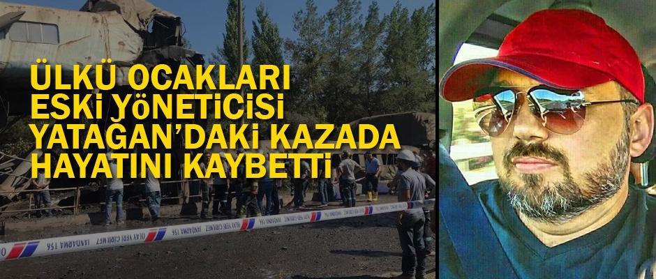 Yatağan'dan Eskişehir'e acı haber