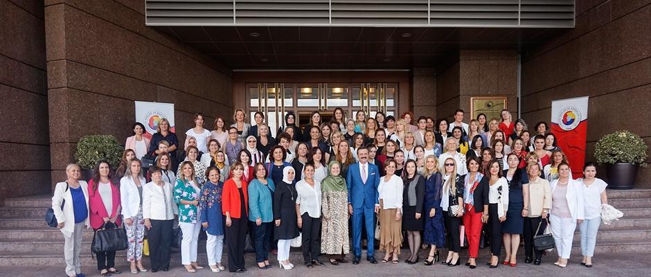 Kadın Girişimciler Ankara'da Buluştu