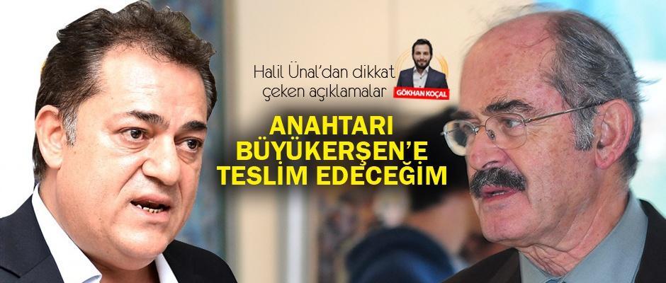 Halil Ünal: Eskişehirspor kapanıyor