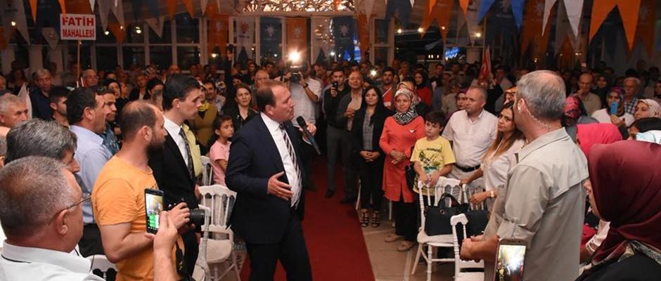 Karacan'dan teşkilata yerel seçim uyarısı