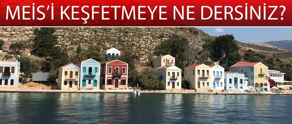 Türkçesi Kızılhisar, Kısaca Meis
