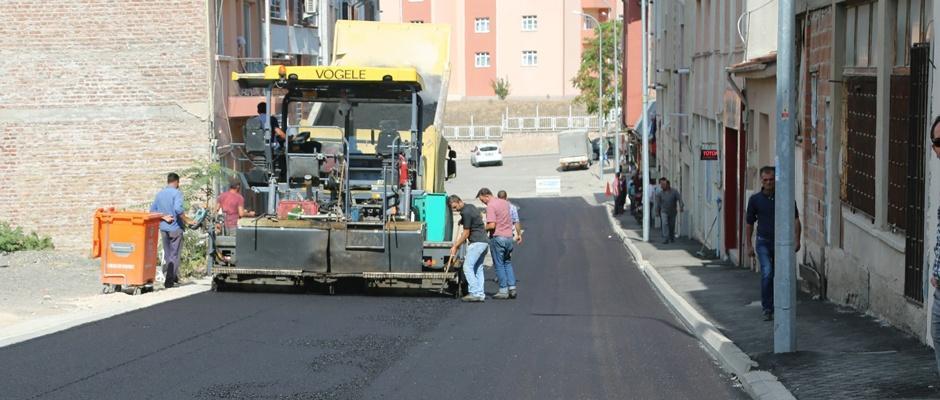 Yıldıztepe'de üst yapı sorunu kalmayacak