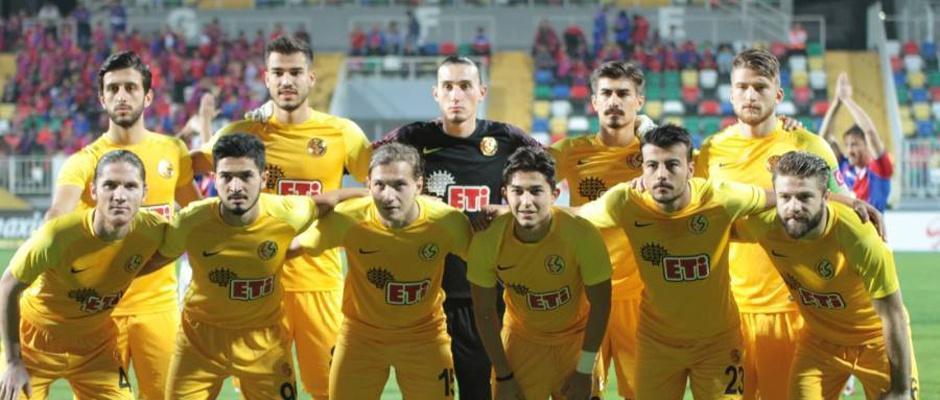 Altınordu A.Ş.: 2 - Eskişehirspor: 0