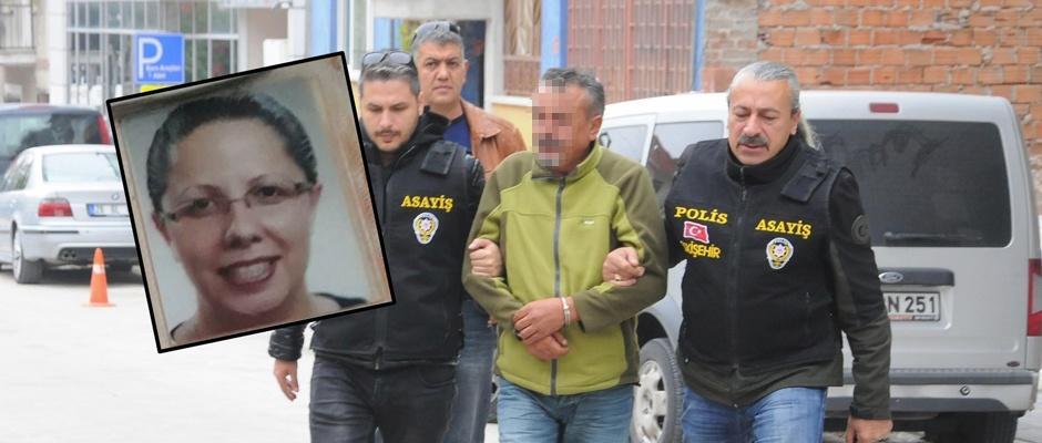 Cinayet zanlısı tutuklandı